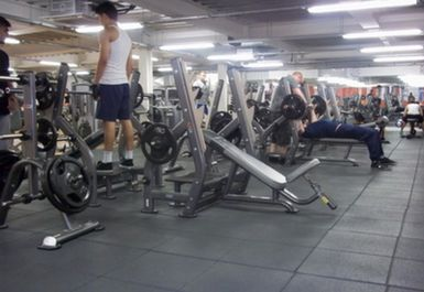 Exercise Machines at Gym4all Nottingham