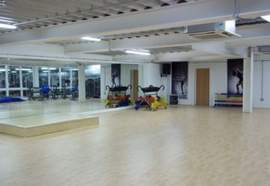 Exercise Studio at Gym4all Nottingham