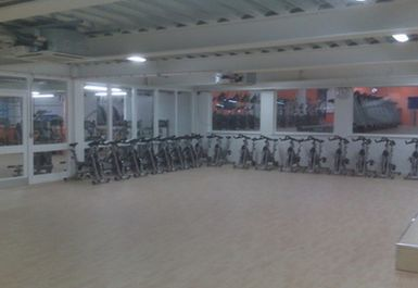 Spin Studio at Gym4all Nottingham