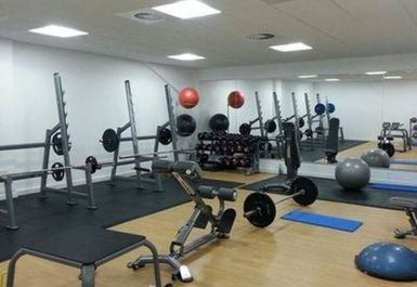 Universe Fitness Image 3 of 6
