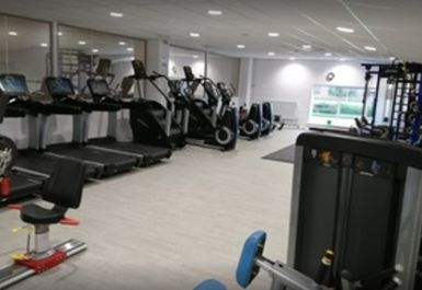 Westlands Sport & Fitness Centre Image 6 of 10