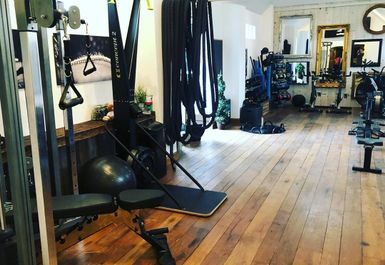 Royal County of Berkshire fitness club