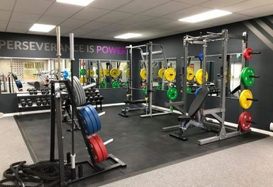 The Gym At Perton Park Image 1 of 5