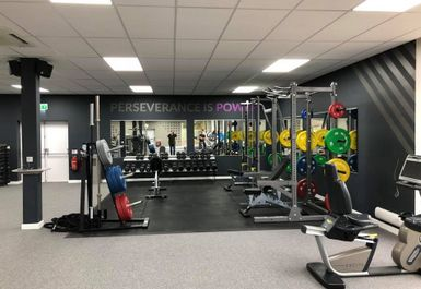The Gym At Perton Park Image 3 of 5
