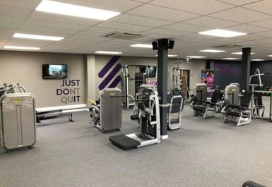 The Gym At Perton Park Image 4 of 5