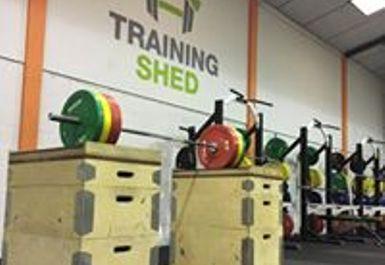 Training Shed Image 2 of 5
