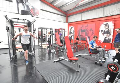 Bodytech Gym Image 5 of 8