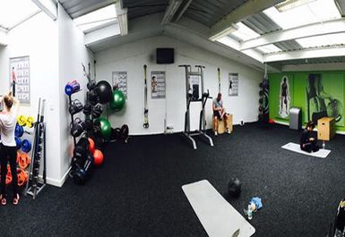 Bodytech Gym Image 6 of 8