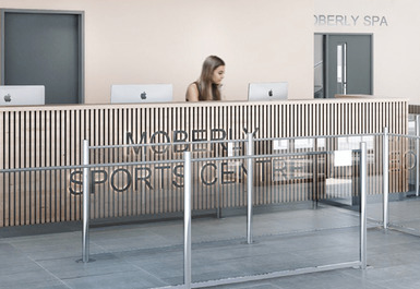 Moberly Sports Centre