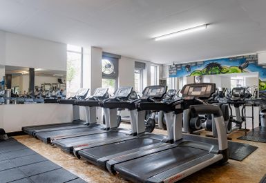 Dench Fitness Gym