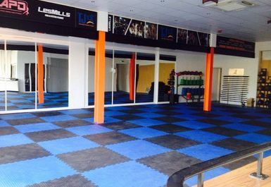 TJ's Gym And Fitness Studio