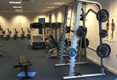 Nottingham Sports & Fitness Centre Image 3 of 5