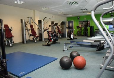 Ellis Guilford Sports Centre Image 1 of 3