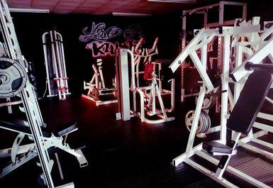 Martyn Ford Gym Image 1 of 8