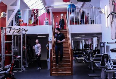3d Health and Fitness - Cupar Image 1 of 1
