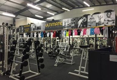 Ultimate gym and fitness Image 4 of 6