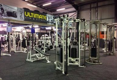 Ultimate gym and fitness Image 3 of 6