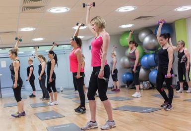 Laura Trott Leisure Centre Image 6 of 9