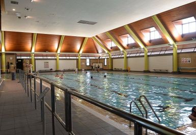 Laura Trott Leisure Centre Image 3 of 9