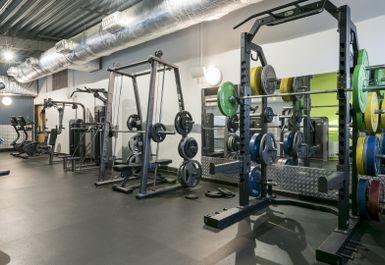 John Warner Sports Centre