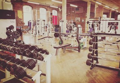Legends Gym Image 2 of 8