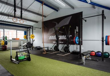 The Fitness Hub Cheltenham Image 3 of 8