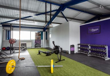 The Fitness Hub Cheltenham Image 5 of 8