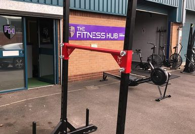 The Fitness Hub Cheltenham Image 8 of 8