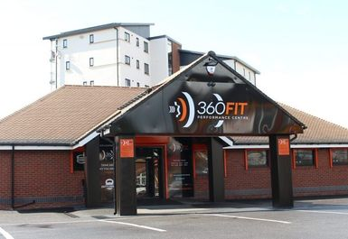 360 Fit Performance Centre Image 8 of 8