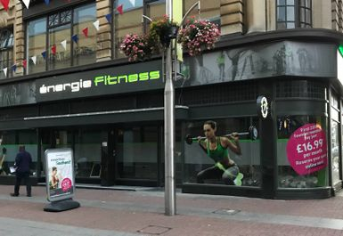 Energie Fitness Southend Image 1 of 5
