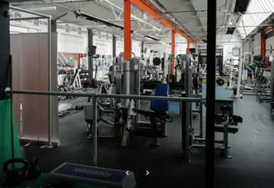 Body Limit Gym Image 1 of 7