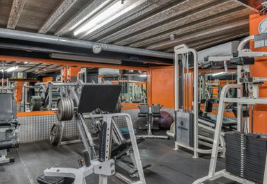 Muscle Hut Gym