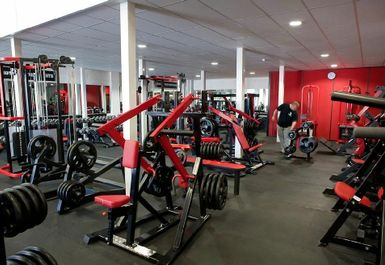 Ab Salute Gym Brentwood Image 8 of 8