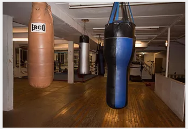 Huggy's Boxing Gym Image 2 of 6