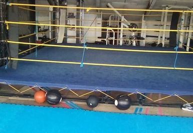 Huggy's Boxing Gym