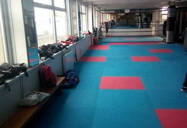 Huggy's Boxing Gym Image 5 of 6