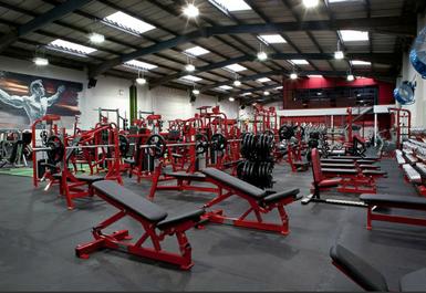 Ab Salute Gym Lakeside Image 1 of 8