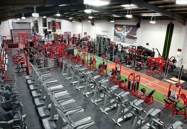 Ab Salute Gym Lakeside Image 8 of 8