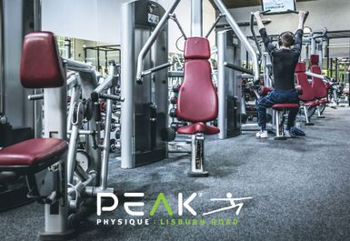 Peak Physique Gym Image 1 of 10