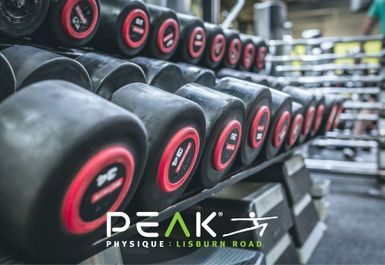 Peak Physique Gym Image 3 of 10