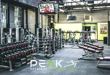 Peak Physique Gym Image 5 of 10