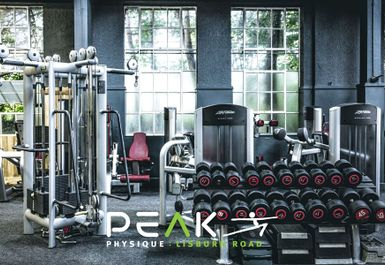Peak Physique Gym Image 6 of 10