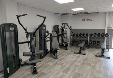 Lift Up Gym