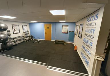 Ashbourne Leisure Centre Image 7 of 9