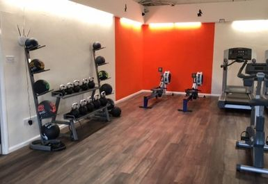 The Fitness Forge