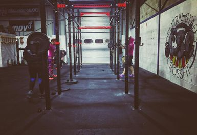 Central Staffs Crossfit Image 1 of 8