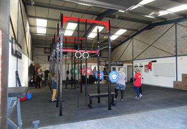 Central Staffs Crossfit Image 2 of 8