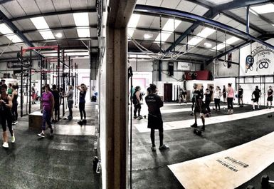 Central Staffs Crossfit Image 3 of 8