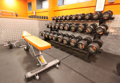 Jupiter Health & Fitness Centre Image 7 of 10