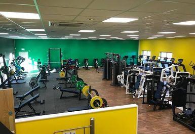 Gym at Jeffrey Humble FC Image 2 of 8